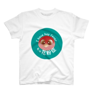 花粉症こざくらん T-shirts