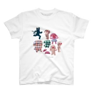 へたぐるみ T-shirts