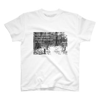 モノクロ T-Shirt
