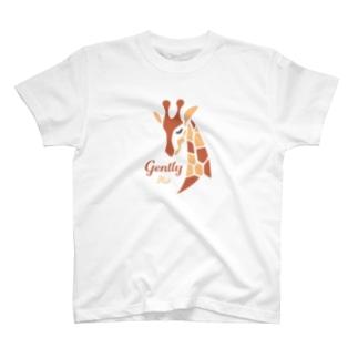 優しいキリン T-shirts