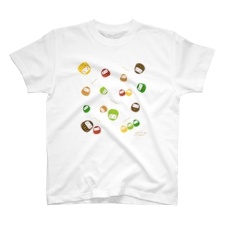 【NEW】pokupoku T-shirts