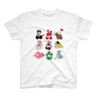 KAHOの選抜めんば〜2 T-shirts