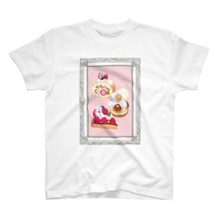 Spring cake T-shirts