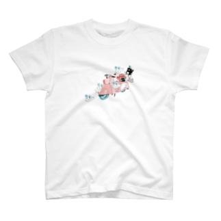 チュー T-shirts