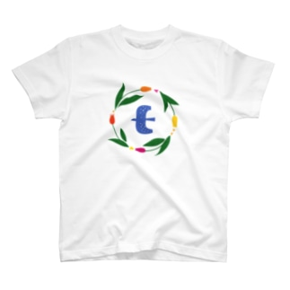 チューリップ T-Shirt