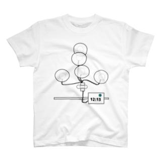 24時間ホルター心電図検査 T-shirts
