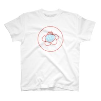 スヤスヤくま T-shirts