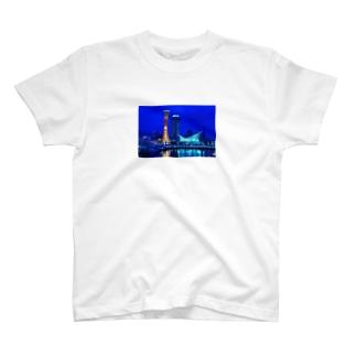 神戸〜海の街〜 T-shirts