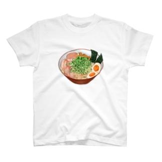 具だくさんラーメン T-shirts