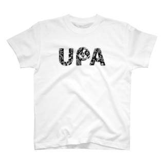 UPA botanical T-shirts