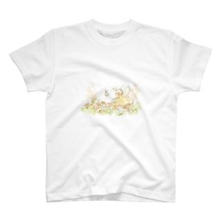どのはながいいかしら T-shirts