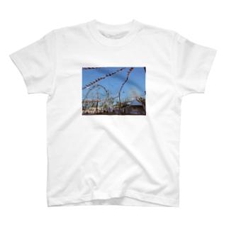 ゆうえんち T-shirts