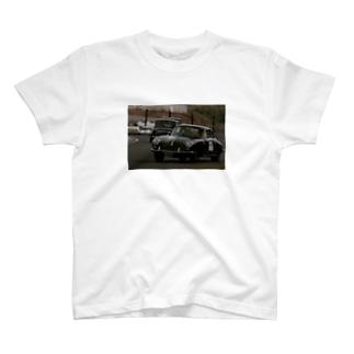 ポルシェ356レーサー T-shirts