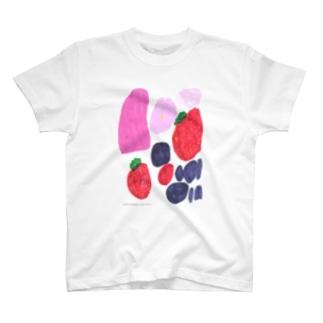 berry / yoriko yamamoto T-shirts