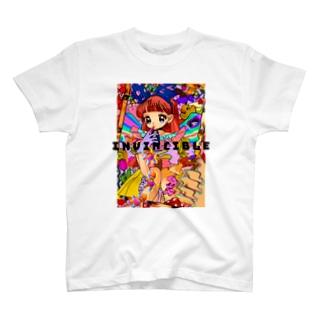 無敵 T-shirts