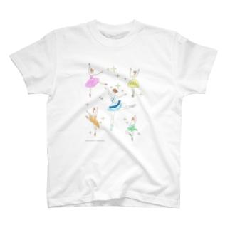 バレリーナ akiko nakamura T-Shirt