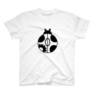テントウアイコン T-shirts