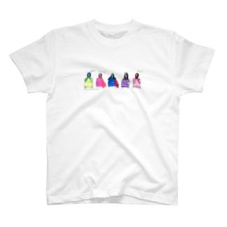 女王さま nanami mitsuno T-shirts