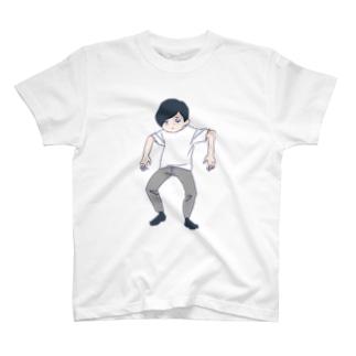 無気力男性(27) T-shirts