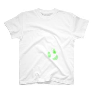 薄い微生物 T-shirts