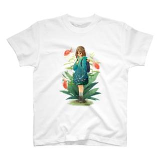 君だけの冒険が始まる T-Shirt