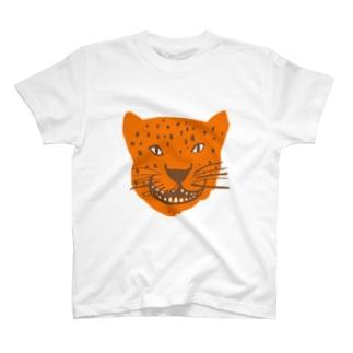 レンガジャガー T-shirts