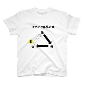 現代社会学習 『リサイクル』 T-shirts