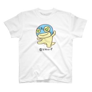 かいじゅうマスク1号 おけまるT T-shirts