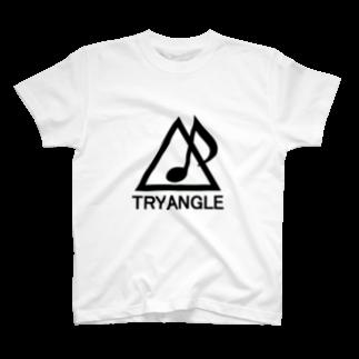 ぷらんく-triangle-のTAG2017 T-shirts