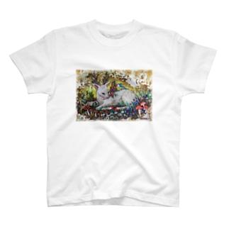 神獣 T-shirts