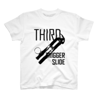THIRD -TRIGGER&SLIDE- T-shirts
