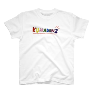 くまどんズロゴグッズ T-shirts