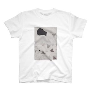 私の中の愛は、今はしずか T-shirts