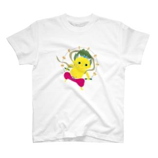 神仏Tシャツ<雷神> T-shirts