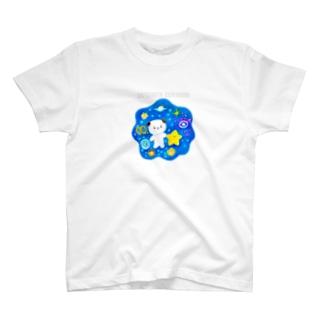 超新星爆発(犬くん) T-shirts