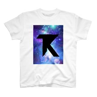 非公式 TKCH  宇宙柄 T-shirts