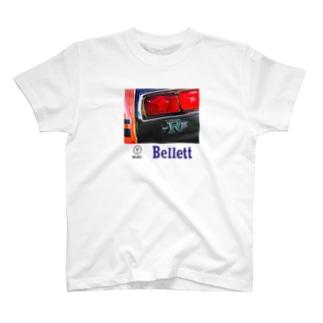 いすゞの名車 グッズ T-shirts
