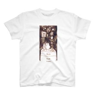 おめかしタイム T-shirts