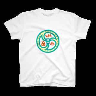 原田専門家のパ紋No.2887 なっかん T-shirts