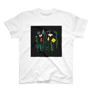 スキナハナ T-shirts
