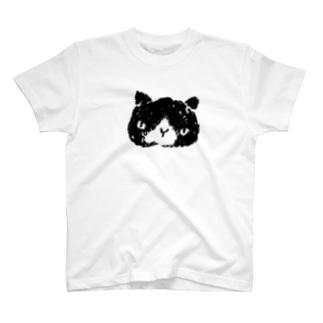 シロクロぬこ T-shirts