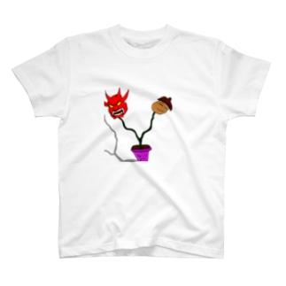 樹クリエイションのビッグ・ママ T-shirts