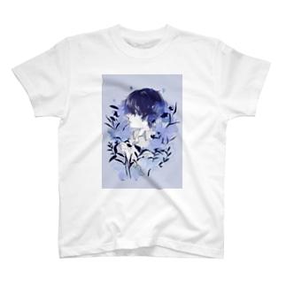 桔梗くん T-shirts