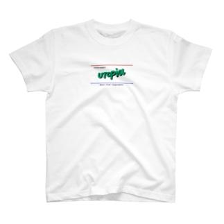 supermarket utopia T-shirts