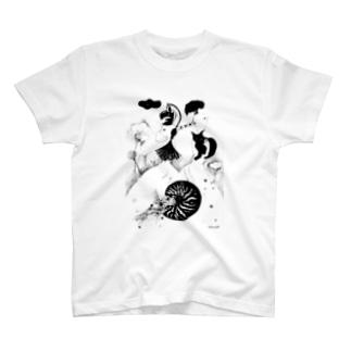 恋する娘たちの陰謀 T-shirts