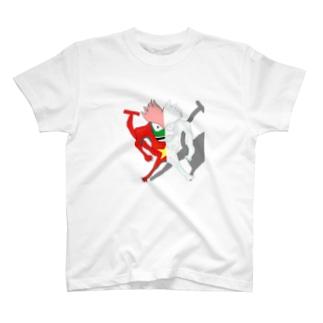 ギャイギャイ T-shirts