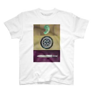 三種の神器(ミクサのカンタカラ) T-shirts