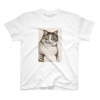 ねこのみつお T-shirts