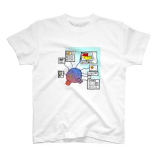 GSX008ダンシングマミー T-shirts