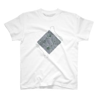 記憶の中の植物園 T-shirts